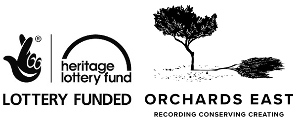 HLF and Orchard East logos