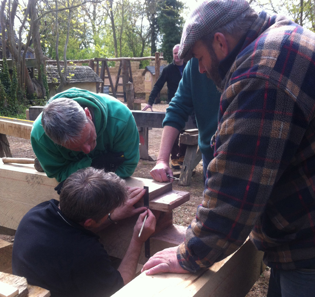 Taking timber framing further